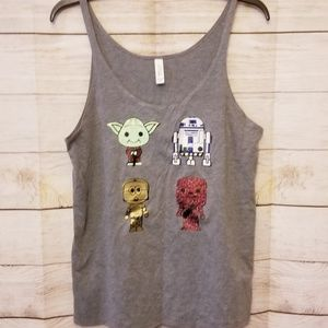 Star Wars Tank Top Shirt